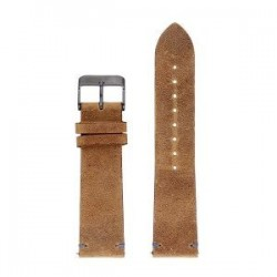 Bracelete Leather CLUB Light brown